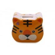 Spardose klein, Tiger