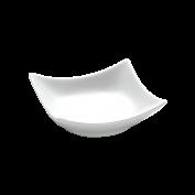 Dipschale quadratisch Wave