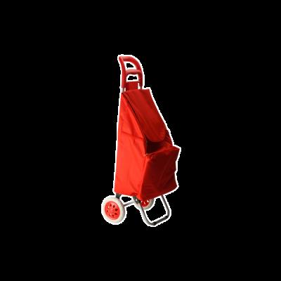 Einkaufswagen Shopper, rot