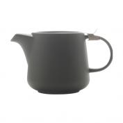 Teekanne 6 dl, Tint dunkelgrau