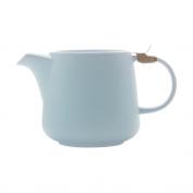 Teekanne 6 dl, Tint hellblau